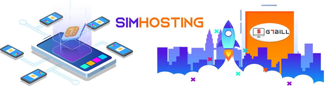 SIM Card Hosting